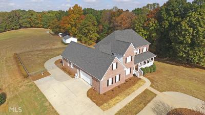 Hall County Single Family Home For Sale: 5334 Ponderosa Farm Rd