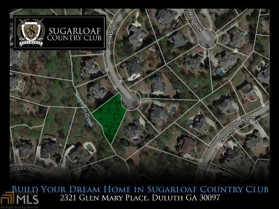 Duluth Residential Lots & Land For Sale: 2321 Glen Mary Pl