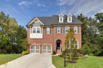 Suwanee Single Family Home For Sale: 3740 Iron Horse Dr
