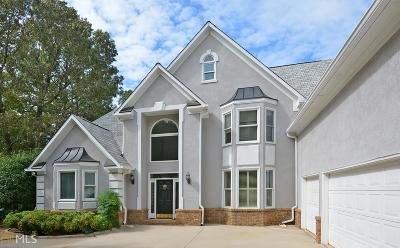 Peachtree City Single Family Home For Sale: 410 Tantallon
