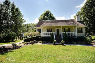 Blairsville Single Family Home For Sale: 67 Coosa Valley Rd