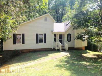 Douglasville Single Family Home For Sale: 4100 Feather Dr