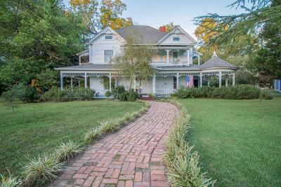 Elbert County, Franklin County, Hart County Single Family Home For Sale: 90 W Church St