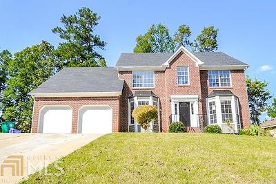 Stone Mountain Single Family Home For Sale: 660 Wynbrooke Pkwy
