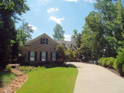 Greensboro, Eatonton Single Family Home For Sale: 172 Blue Heron Dr #U