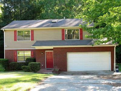 Ellenwood Single Family Home For Sale: 3615 Satellite Blvd