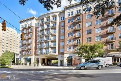 The Aramore Condo/Townhouse For Sale: 2277 Peachtree Rd #504