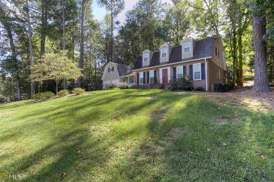 Tucker Single Family Home For Sale: 3785 Allsborough Dr