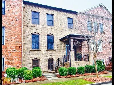 Fulton County Condo/Townhouse New: 824 Red Hart Ln