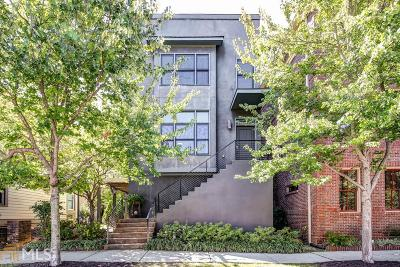 Glenwood Park Single Family Home Under Contract: 417 Lewis Ln