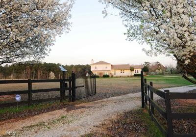 Locust Grove Single Family Home For Sale: 3327 Hwy 155 S