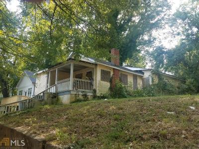 Fulton County Single Family Home For Sale: 319 Lawton St