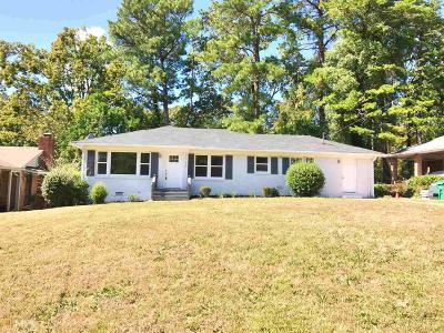 Decatur Single Family Home For Sale: 2025 Connie Ln