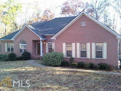 Coweta County Single Family Home New: 65 Demaret Dr