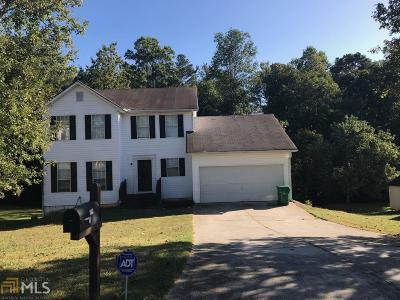 Lithonia Single Family Home For Sale: 3716 Cumbrian Ln