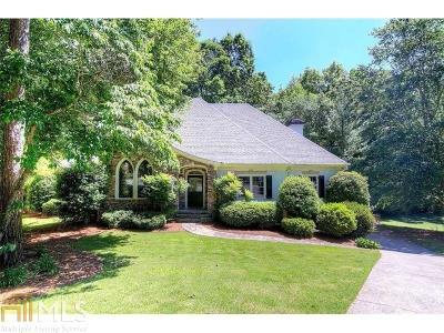Acworth Single Family Home For Sale: 1590 Grandwood Trl