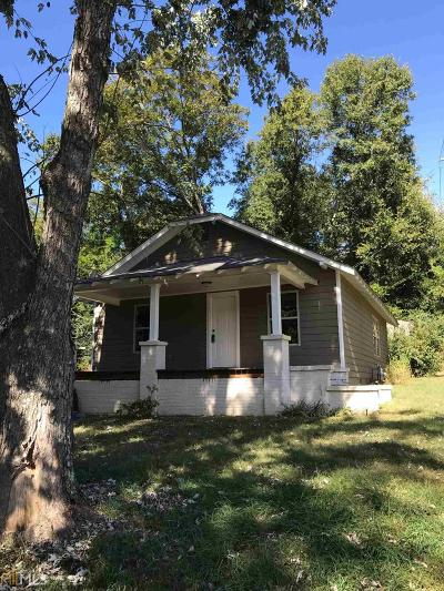 Buford Single Family Home For Sale: 207 W Moreno St