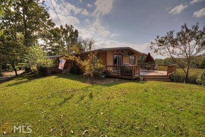 Fannin County, Gilmer County Single Family Home For Sale: 150 Trotalot Ln