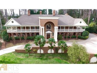Buckhead Single Family Home For Sale: 631 Fairfield Rd