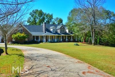 Douglas County Single Family Home For Sale: 8599 W Banks Mill Rd