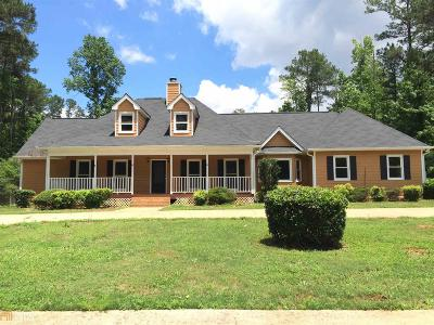 Conyers Single Family Home For Sale: 210 Cowan Rd