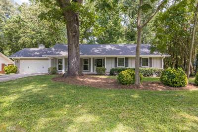 Atlanta Single Family Home Under Contract: 2280 Street Deville