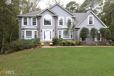 Covington Single Family Home For Sale: 475 Oak Hill Rd
