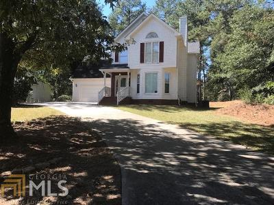 Conyers Single Family Home For Sale: 5141 Brentwood Ln