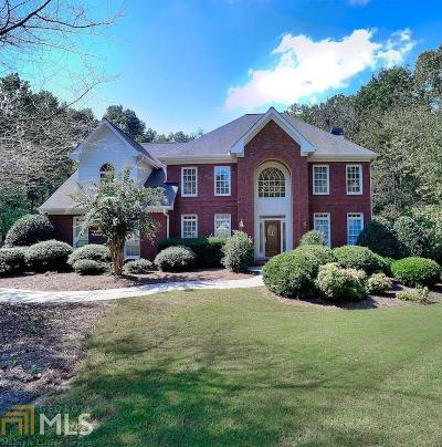 Grayson Single Family Home For Sale: 1821 McConnell Rd