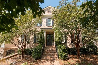 Roswell Single Family Home New: 2009 Heathermere