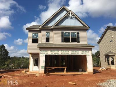 Locust Grove Single Family Home New: 1027 Allegiance Dr