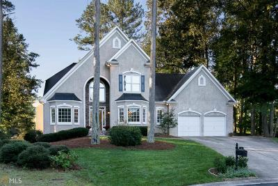 Acworth Single Family Home For Sale: 2102 Cavallon Ct