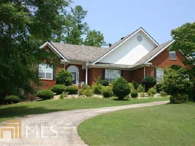 Clayton County Single Family Home New: 12335 Edgewater
