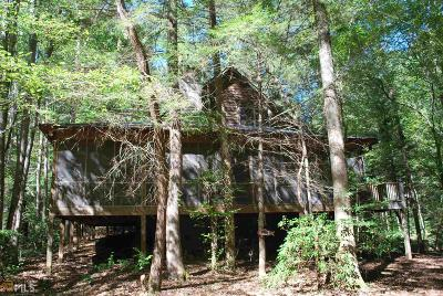Dahlonega Single Family Home For Sale: 109 Woody Bnd