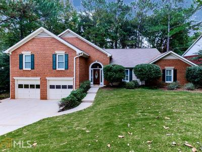 Roswell Single Family Home New: 3495 Johnson Ferry Rd