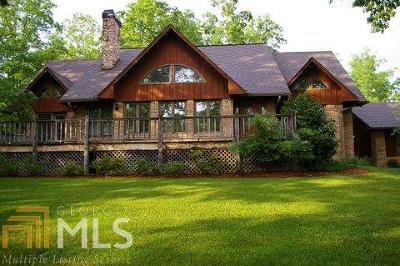 Clarkesville Single Family Home For Sale: 445 Chattahoochee Glen Rd