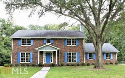 Fayetteville Single Family Home New: 110 Creekwood