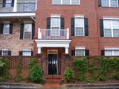 Condo/Townhouse New: 4810 Ivy Ridge #103