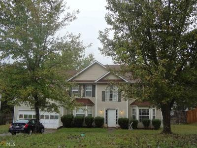 Dekalb County Single Family Home New: 3472 Riverview Chase Way