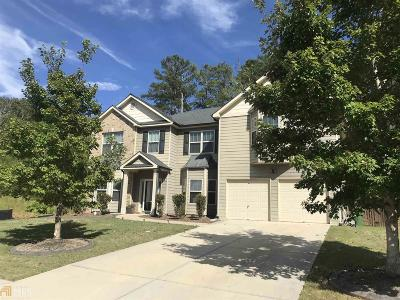 Atlanta Single Family Home New: 2820 Riverchess Ct