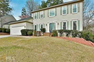Alpharetta Single Family Home For Sale: 4960 Agate Dr