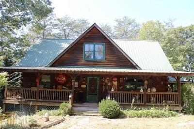 Sautee Nacoochee Single Family Home For Sale: 70 Jones Hollow Rd