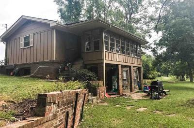 Newton County Single Family Home For Sale: 101 Lyod Rd