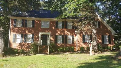 Lilburn Single Family Home New: 2555 Delridge Dr