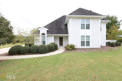 Conyers Single Family Home New: 361 Golfcrest Dr