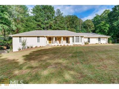 Fulton County Single Family Home New: 420 Riverhill Dr
