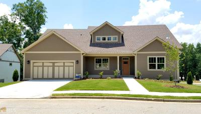 Conyers Single Family Home New: 1561 Renaissance Dr #53
