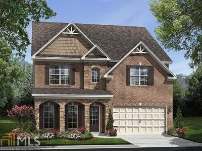 Single Family Home New: 1681 Ashbury Park Dr #52