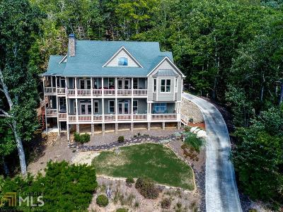 Pickens County Single Family Home For Sale: 575 Oglethorpe Mount Rd