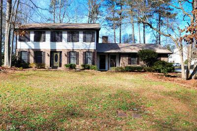 Snellville Single Family Home New: 2673 Bouldercrest Ct